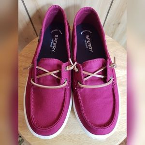 "Women's Sperry ""Lounge Away"" Boat Shoes"